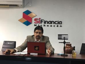 Capacitan Sí Financia y Nafin a sector empresarial