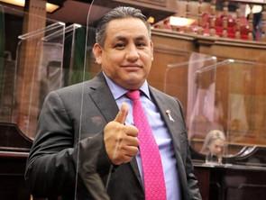 Queda evidenciado; federación escatimó apoyo a Michoacán por razones políticas: Víctor Manríquez
