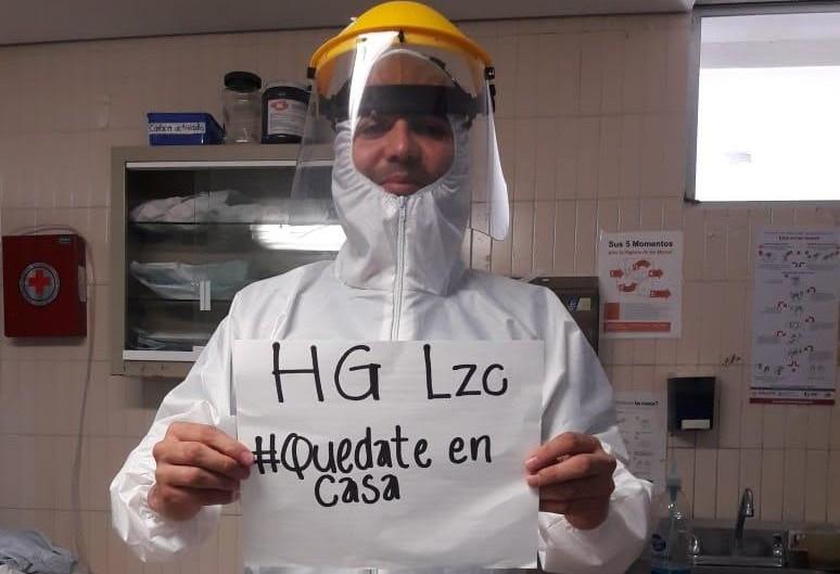 Se registra ligera disminución en la ocupación del  hospitales de Lázaro Cárdenas por DOVID
