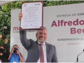 Se oculta el Tribunal para calificar la elección a gobernador de Michoacán.