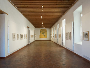 Grandes maestros de la pintura universal en el Colegio Jesuita, en Pátzcuaro