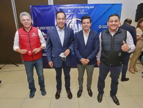 TEPJF restituye victoria al Equipo por Michoacán en Maravatío