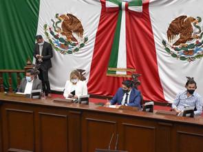 Reestructuran comisiones y comités de la 74 Legislatura