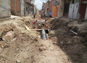 Invierte Gobierno Estatal 83.8 mdp en obra hidráulica en Región La Piedad