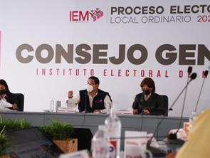 Reasigna IEM regidurías por Representación Proporcional de los Ayuntamientos de Jiquilpan y Jacona