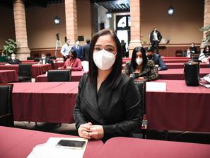 Respalda Miriam Tinoco uso obligatorio del cubrebocas para salvar vidas