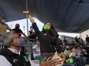 Con Marx Aguirre llega la nueva era de ciudadanos a Morelia