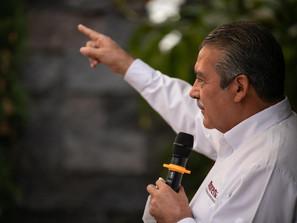 En unidad, consolidaremos transformación de Michoacán: Raúl Morón