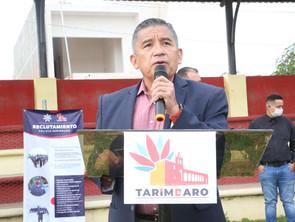 Secretario de SP da arranque de evaluación para aspirantes a la Policía de Tarímbaro