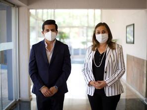 Cuquita Cabrera impulsará agenda para la mujer en Congreso