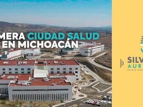 Muy pronto Ciudad Salud de Michoacán será una realidad