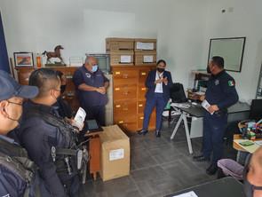 Realiza FGE visitas de supervisión en áreas de internamiento para prevenir actos de tortura