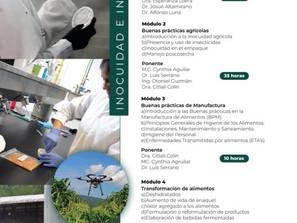 UMSNH ofrece diplomado en inocuidad e innovación agrotecnológica