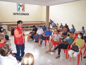 Hagamos política sin prejuicios: Eligio González