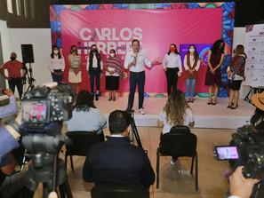 Seré el gobernador de las mujeres: Carlos Herrera