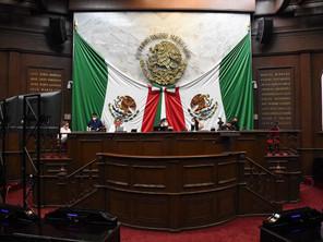 Aprueban diputados glosas del V Informe de Gobierno