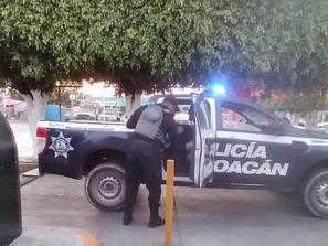 Localiza SSP a menor de edad víctima de tentativa de extorsión telefónica, en Zitácuaro