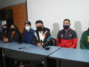 Se deslindan Normalistas de la CNTE de toma de Vías Férreas en Michoacán.