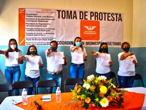 Los ciudadanos más importantes que los candidatos, remarca Movimiento Ciudadano Michoacán
