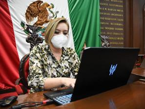 Reestructura de comisiones agilizará trabajo legislativo: Yarabí Ávila