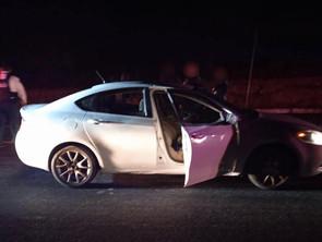 Asegura Policía Morelia 2 vehículos implicados en hechos ilícitos. Ramal Camelinas cerrado
