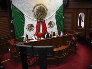 Aprueban diputados reestructuración de la Junta de Coordinación Política