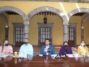 Aprobó Congreso propuesta de Octavio Ocampo para convertir en incluyente el Parlamento Juvenil
