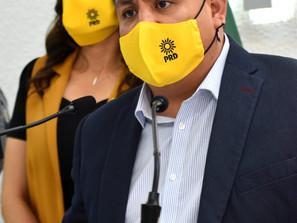 """Acusa PRD a AMLO tener """"secuestrada la CONAGO"""""""
