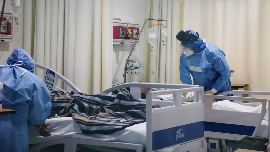 Ocupación del 64.87% en hospitales de Lázaro Cárdenas