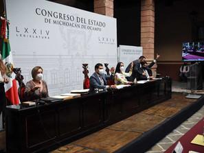 Parlamento Juvenil será Incluyente: diputados