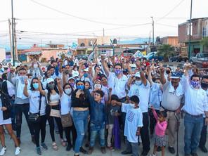 Con Alfonso Martínez llegó el desarrollo a Lomas de Sindurio: vecinos