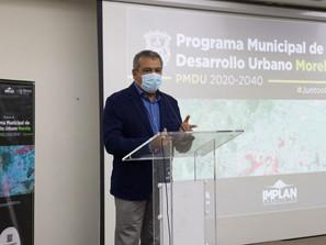 Abre Morón proceso de consulta pública para conformar Programa Municipal de Desarrollo 2020-40