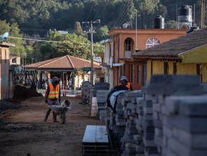 Atiende Gobierno de Morelia peticiones de habitantes de la tenencia de Atécuaro