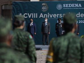 Humberto Arróniz reconoce labor del Ejército Mexicano