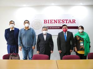 Bienestar Michoacán blindará programas sociales en elecciones