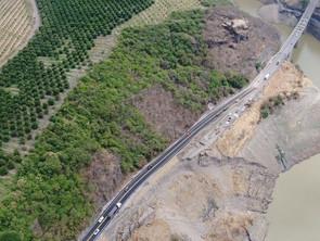 Este jueves reabrió circulación el tramo Santa Casilda al entronque a Cuatro Caminos