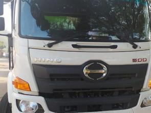 Recuperan en Uruapan camión con reporte de robo: SSP. Michoacán