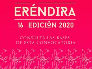 Invitan a instituciones a postular candidatos el Premio Estatal de las Artes Eréndira