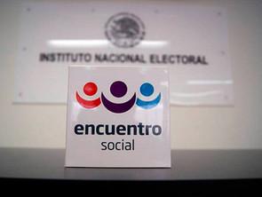 PES tiene ya su registro como instituto político.