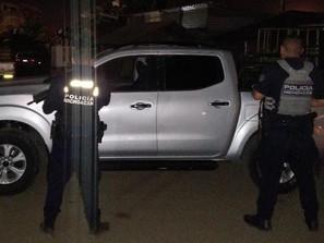 En patrullajes de vigilancia, asegura SSP a uno en posesión de vehículo con reporte de robo