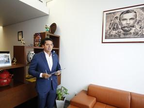 Turismo, sector que sería más afectado por el Covid-19: Toño García