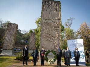 Gobierno de Morelia conmemora el LXVII aniversario luctuoso del General Francisco J. Múgica