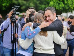 ¡Ganamos la gubernatura!: Carlos Herrera