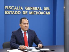 Recuperar la confianza de la ciudadanía, reto vigente para la Fiscalía General: Adrián López Solís