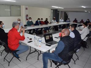 Delegados electorales distritales, pieza clave para que el PRI gane la elección: Jesús Hernández