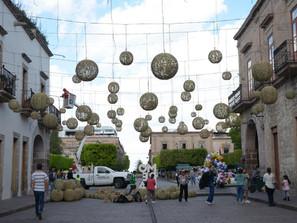 En Morelia Turismo prepara plazas y vialidades para Navidad responsable