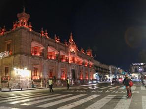 ASÍ Cumple Centro Histórico de Morelia 29 años como Patrimonio Mundial