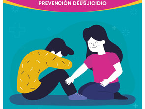 En el Día Mundial para la Prevención del Suicidio, llama SSM a eliminar el estigma
