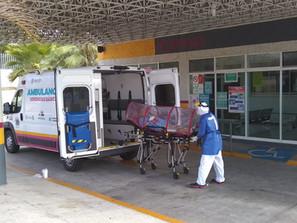 Paramédicos, en pie de lucha contra el COVID-19