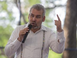 Se compromete Alfredo Ramírez Bedolla a rescatar Michoacán del abandono institucional